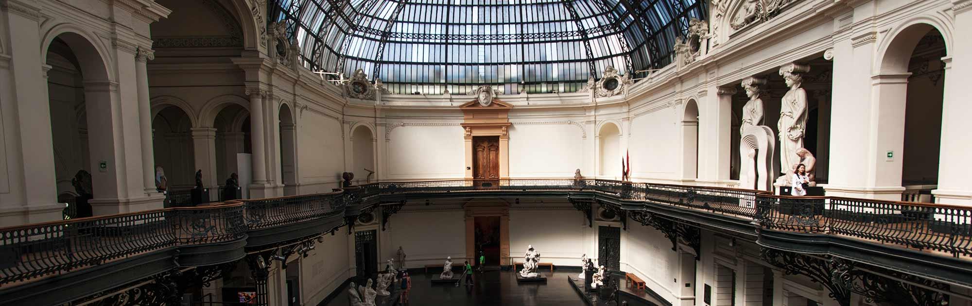 cabecera Museo de Bellas Artes